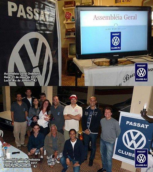 Assembleia Geral Ordinária - Passat Clube - RJ