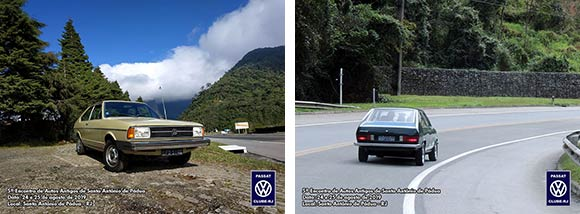 5º Encontro de Autos Antigos em Santo Antônio de Pádua